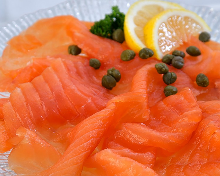 Organic Irish Smoked Salmon
